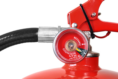 Fire Extinguisher Components