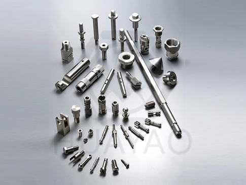 CNC Components, Stainless Steel Parts