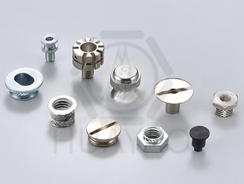 Small Parts Machining
